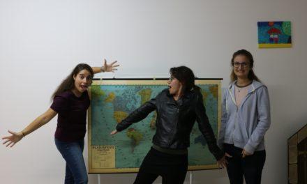 Sofia, Melda & Gülgün: le nostre nuove volontarie!
