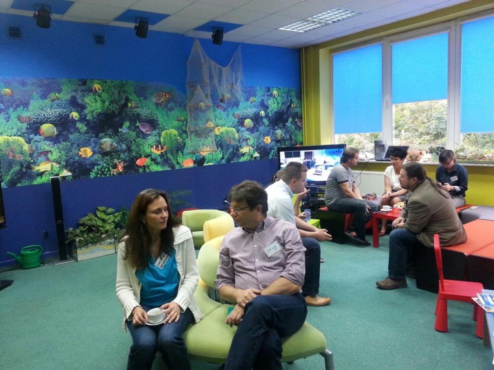I-lab 3: la formazione in Polonia