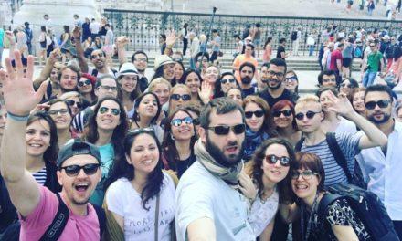 """I nostri volontari condividono la loro esperienza sulla formazione di avvio, tenutasi a Roma: """"Una settimana indimenticabile!"""""""