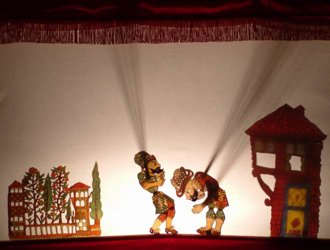Human Rights Education through Turkish Shadow Puppet Theatre