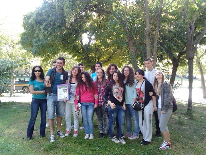 Rick's Cafe: Giornate Europee Interculturali della Gioventù ad Atene