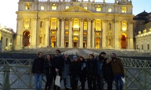 Le nostre volontarie hanno preso parte al loro On Arrival Training a Roma
