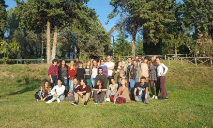 Il Nostro EVS a Vitorchiano: una valutazione intermedia in montagna