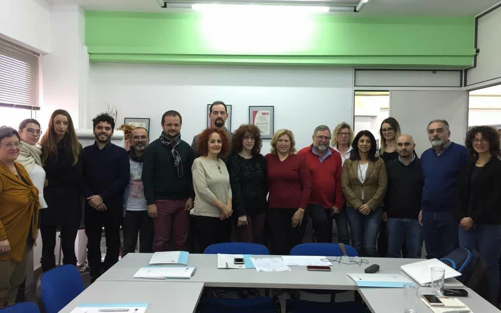 """Meeting di """"Using ICT in music education"""" in Grecia"""