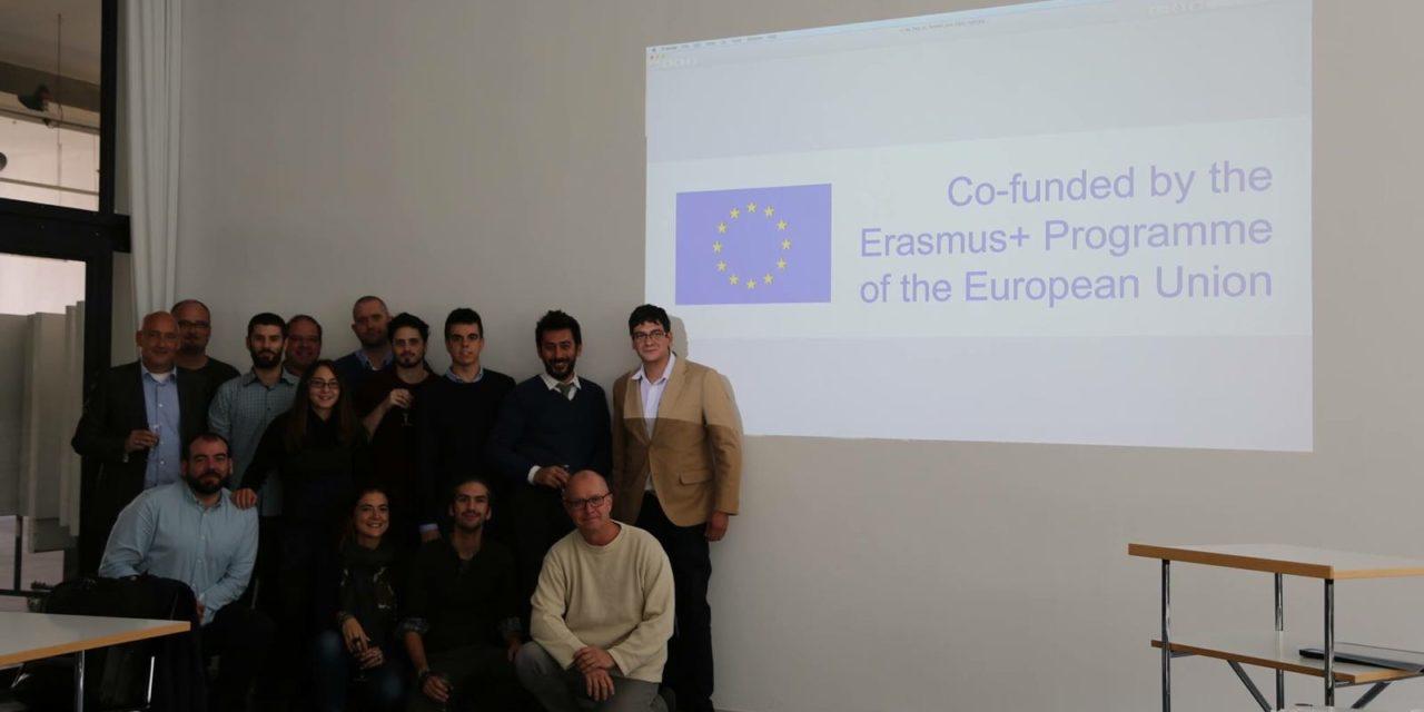 Al via il progetto E3D+VET: in Germania per il kick-off meeting