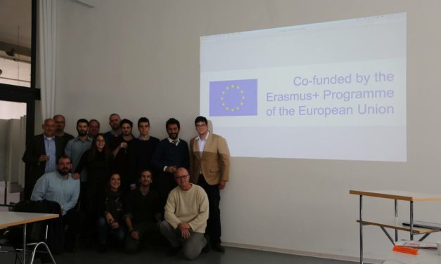 Al via il progetto E3D+VET: in Germania per il kick-off meeting