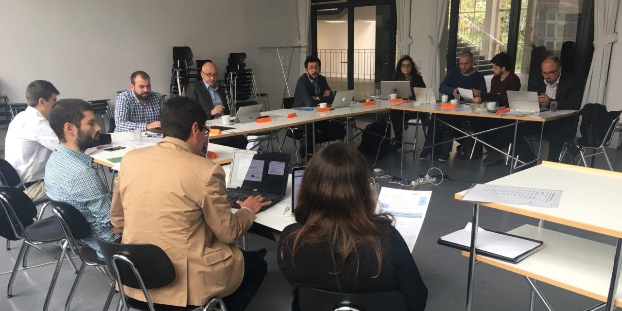 In Germania l'ultimo meeting per il progetto E3D+