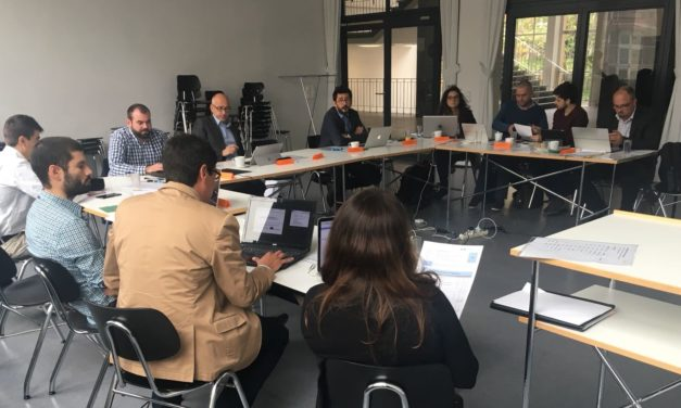 In Germania l'ultimo meeting per il progetto E3D+