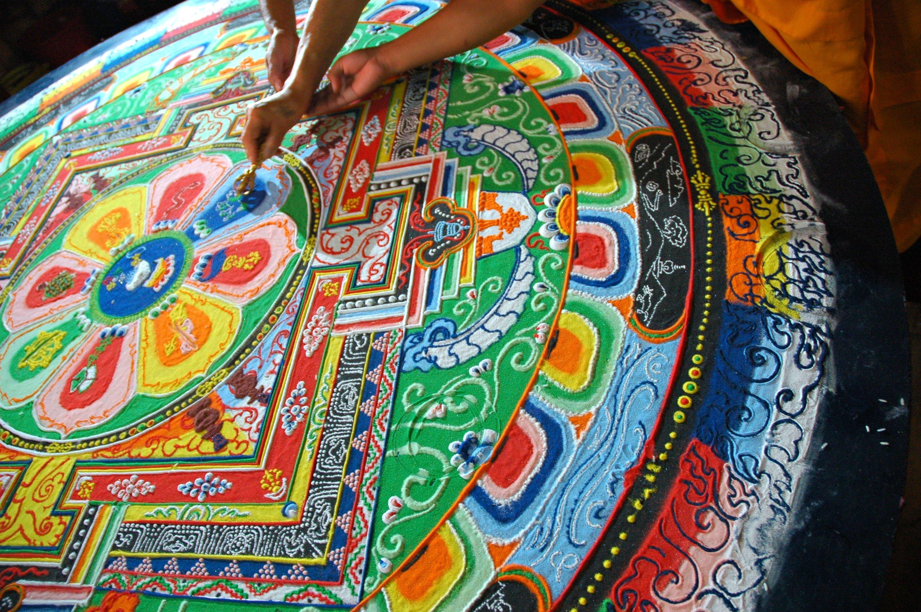 """""""Mandala – meeting is an art"""" inclusione sociale attraverso l'arte in avvio a gennaio! [Ita&Eng]"""