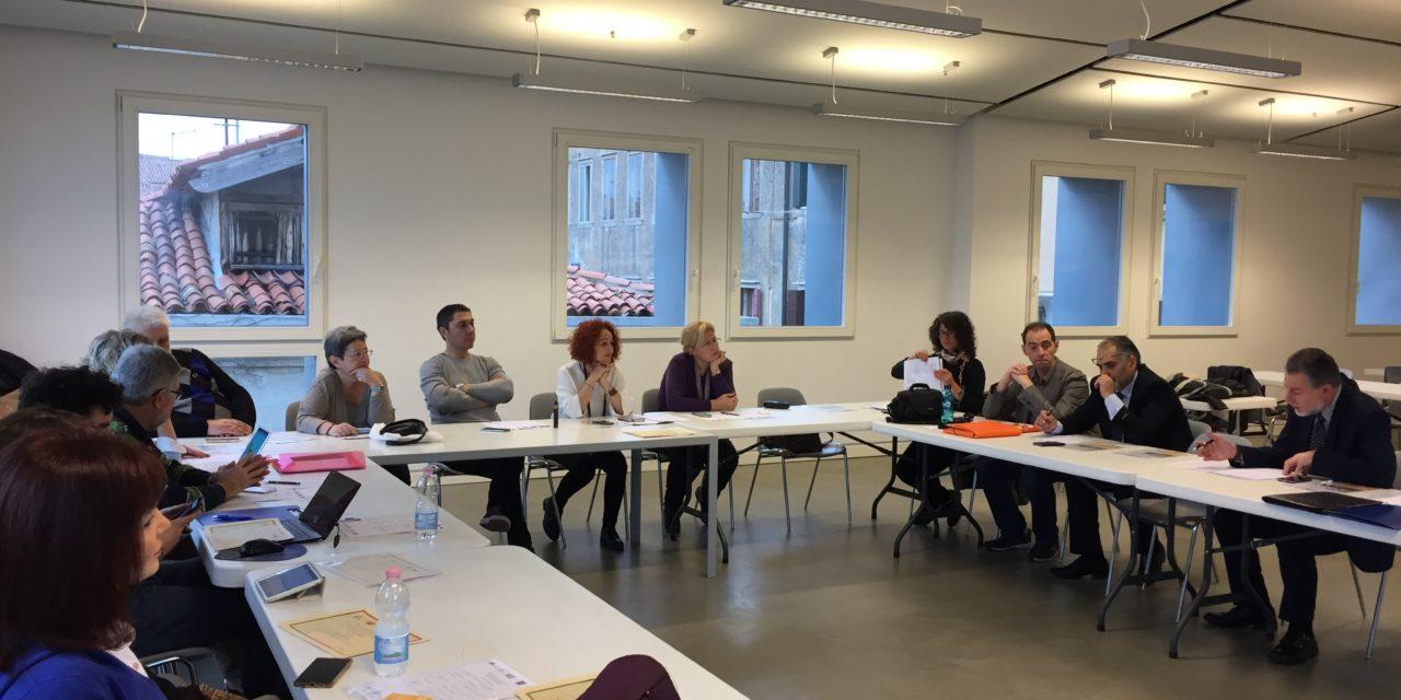 """Using ICT in music education"": Il Ceipes partecipa al quinto transnational meeting a Venezia"
