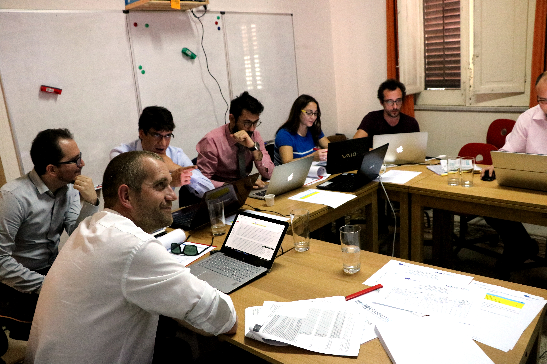 "Un percorso ""3D"": si è svolto il terzo meeting di Erasmus3D+"