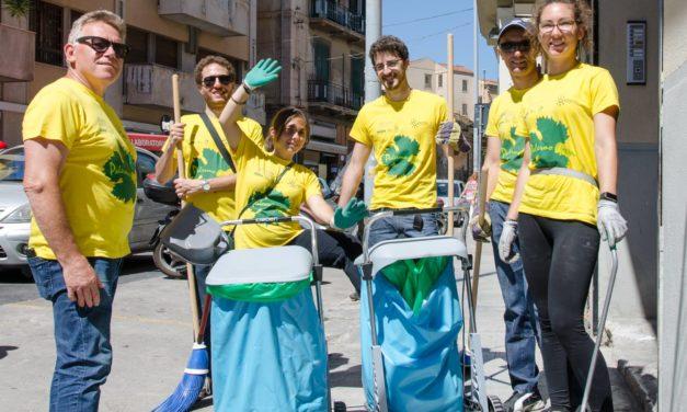 Palermo Green: Pulizia delle strade e coscienza