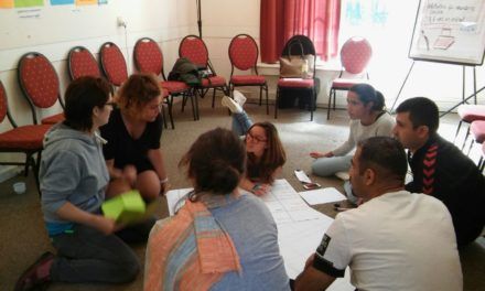 EUvolve – Inspiration and youth work in Netherlands