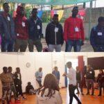 """Formazione di preparazione""""Centred By Sport"""": lo sport come strumento promotore dei valori a supporto dell'inclusione sociale dei giovani"""