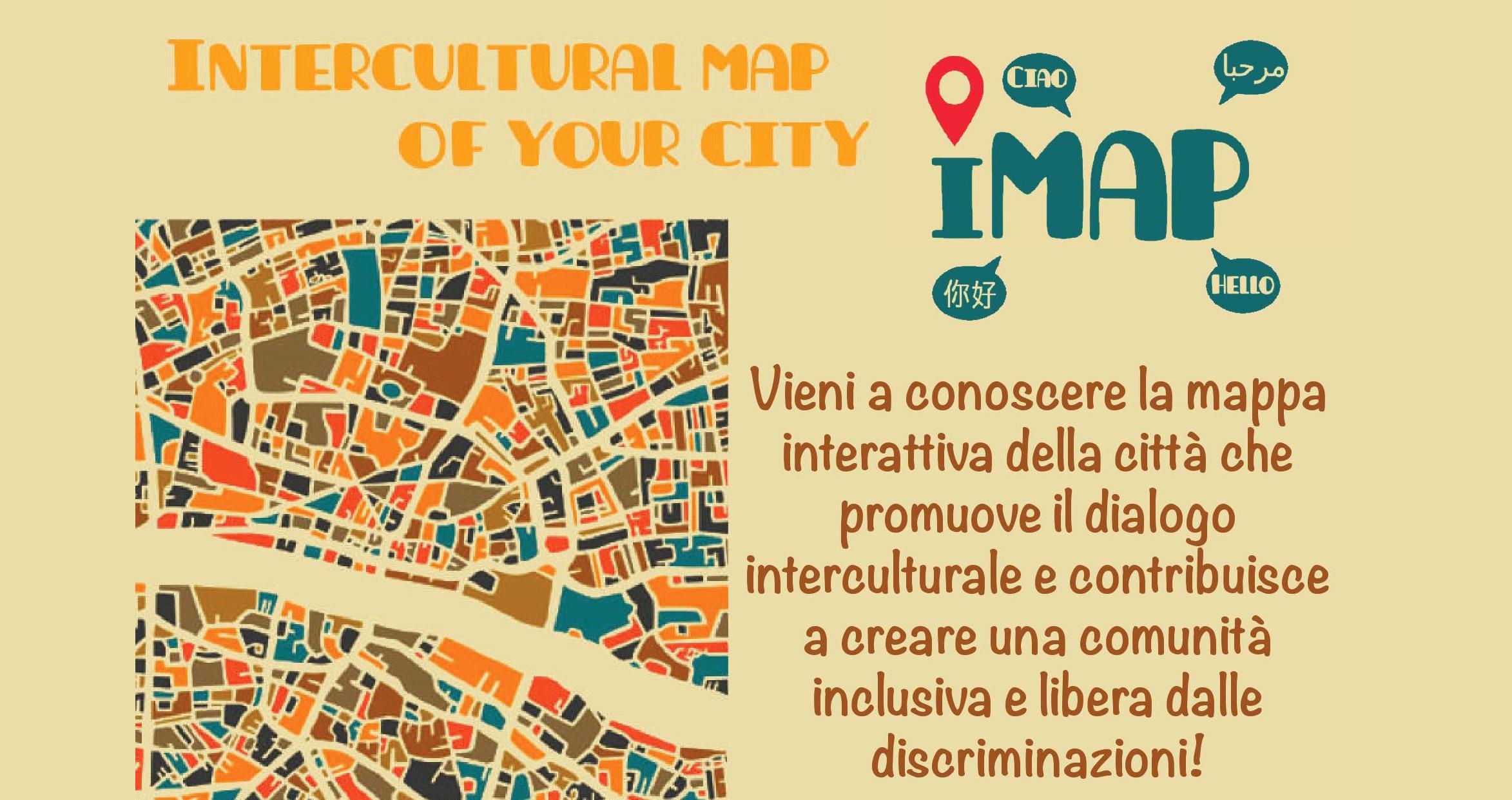 Vi aspettiamo il 10 dicembre per IMAP – Palermo interculturale a portata di mappa!