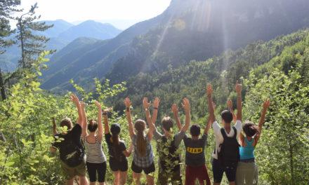 Words Matter: Comunicazione non violenta ed interculturalità tra le Alpi francesi