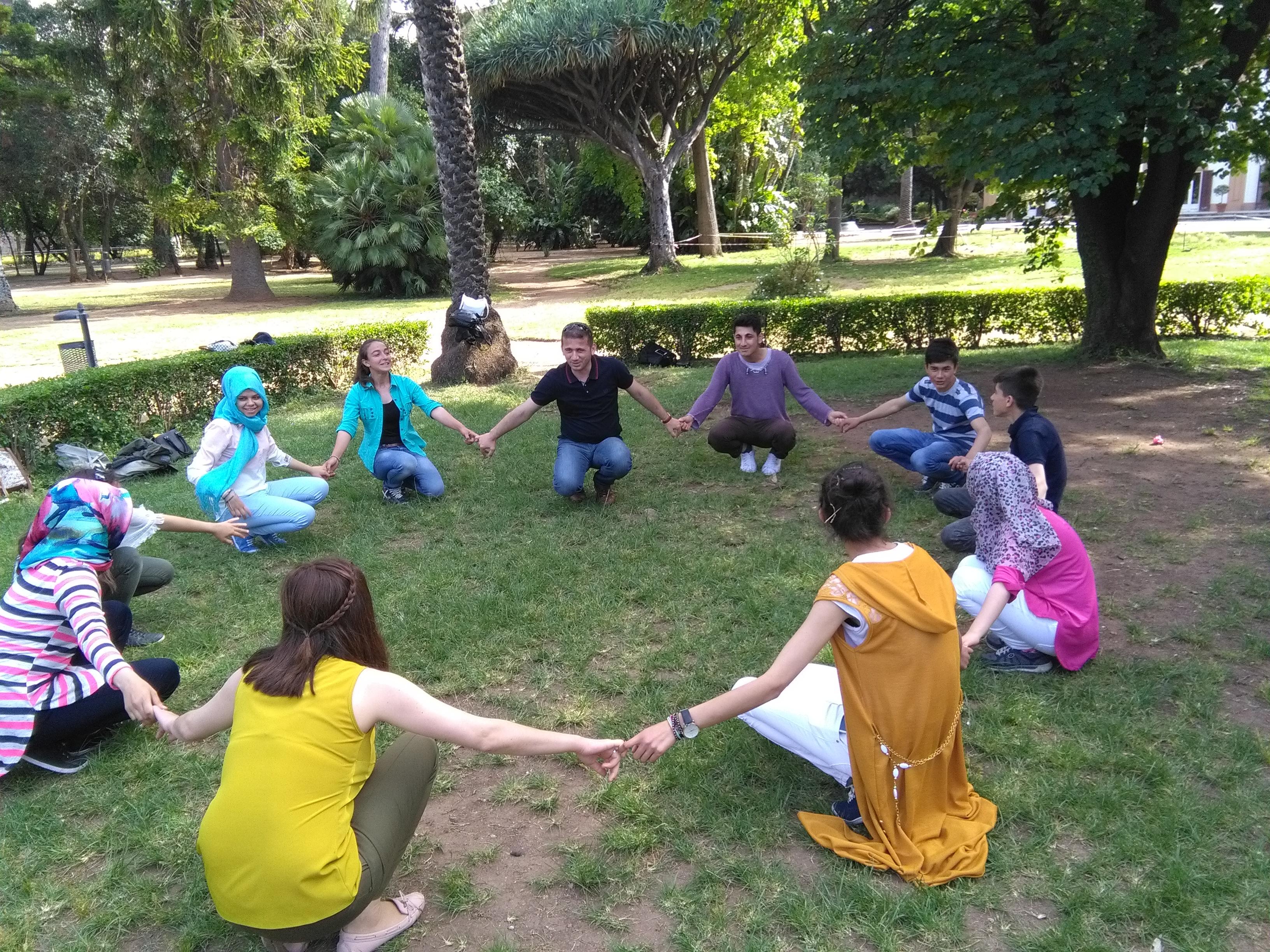 Dalla Turchia a Palermo per studiare il metodo Montessori