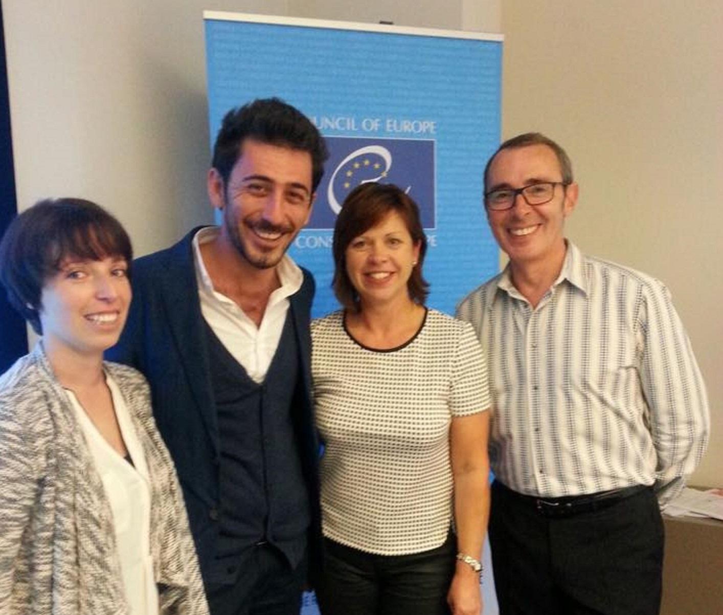 Bruxelles: meeting su attività e piano di lavoro