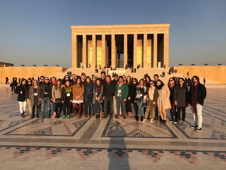 Il racconto di Carlotta al ritorno dal Training in Turchia sull'uguaglianza di genere