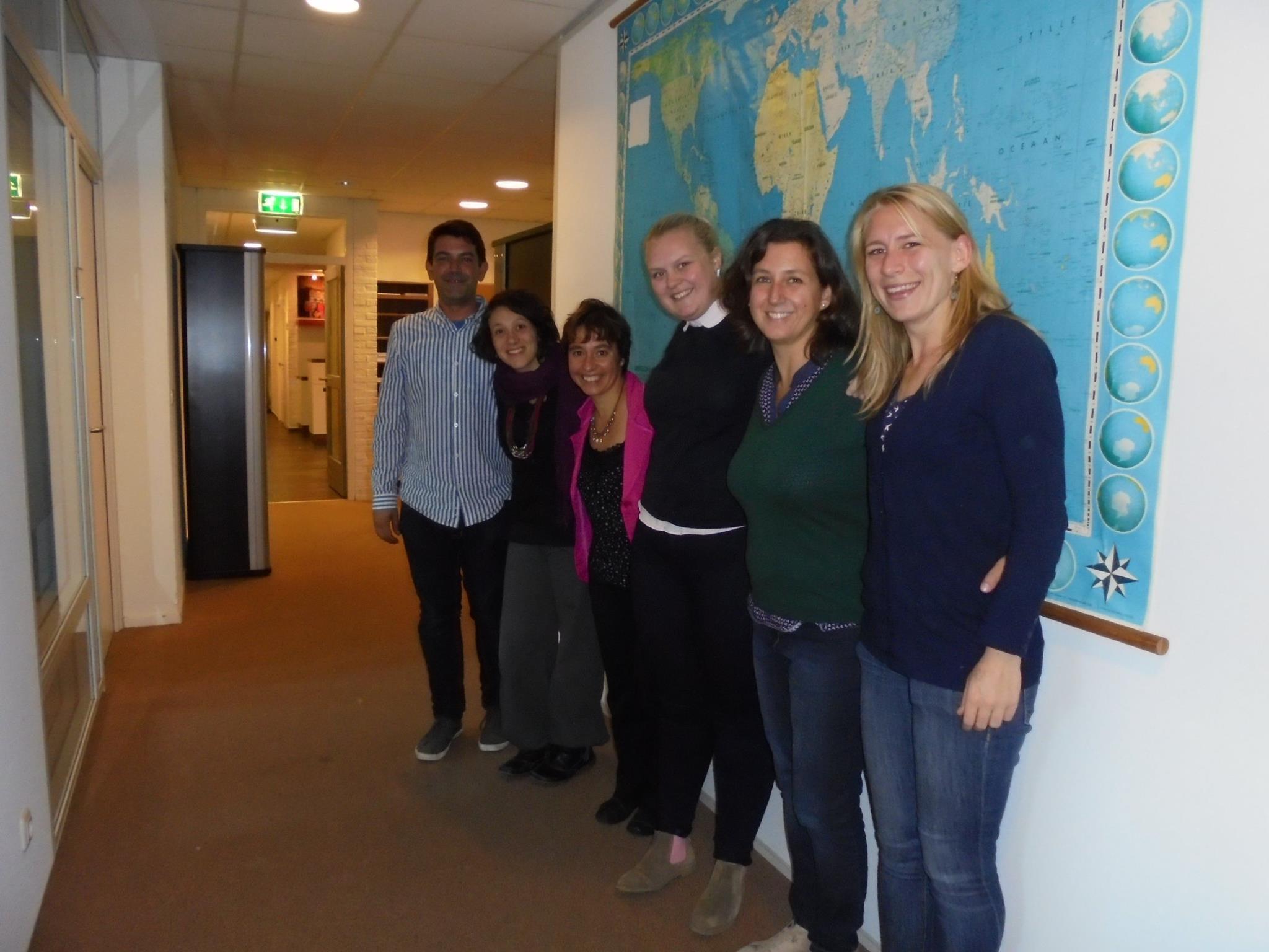 Youth Impact: la visita a Eif ed Unoy