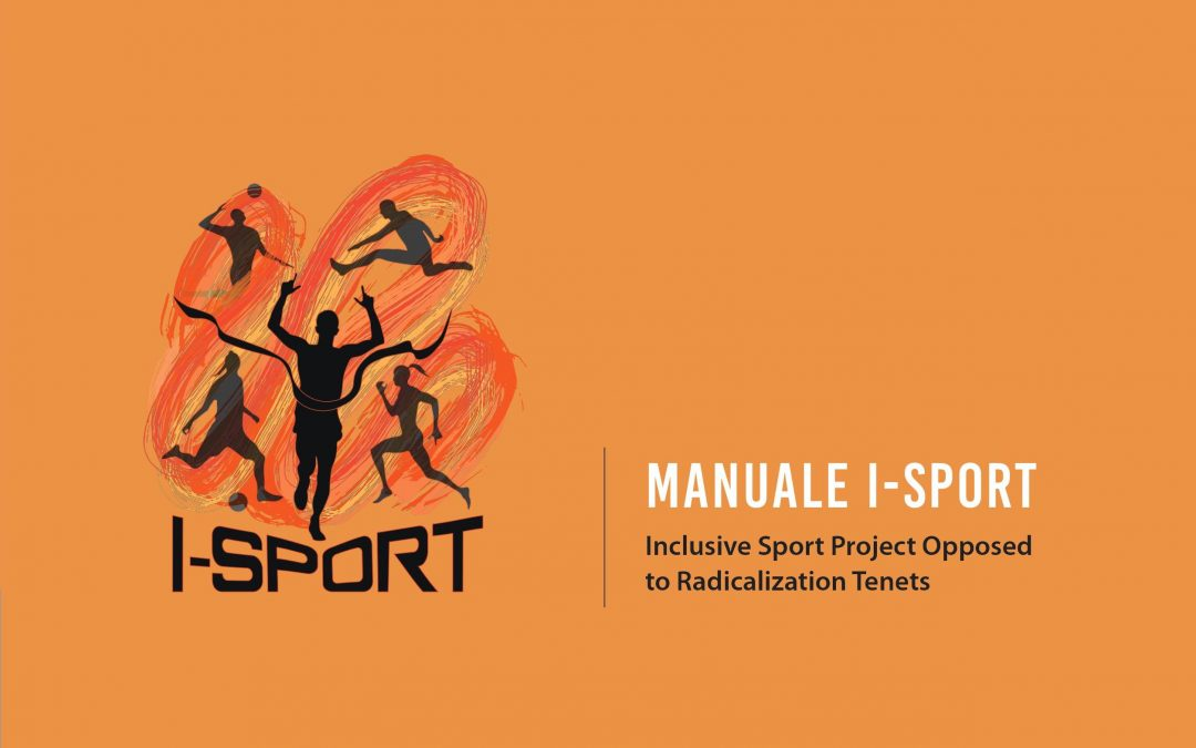 HERE IS THE I – SPORT MANUAL ON HOW TO FOSTER INCLUSION THROUGH SPORT PRACTICES