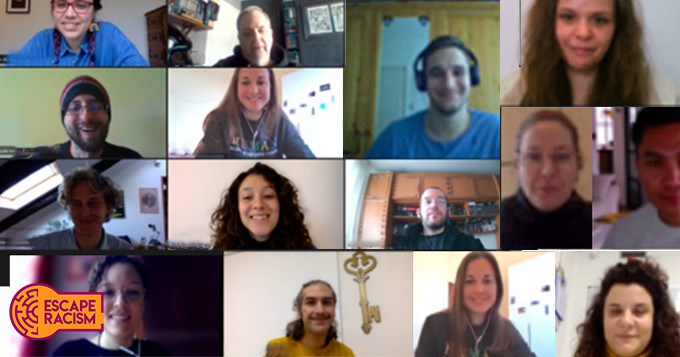 Escape Racism project – 2nd Transnational Project Meeting