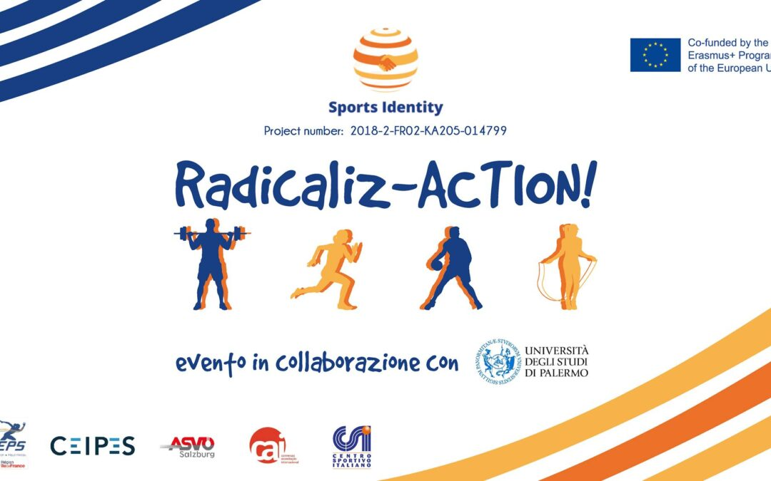 "Sports Identity: the results of the project during the ""Radicaliz-ACTION"" conference"