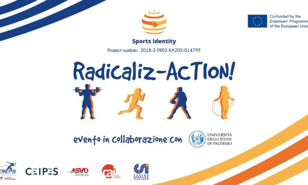 """Sports Identity: the results of the project during the """"Radicaliz-ACTION"""" conference"""