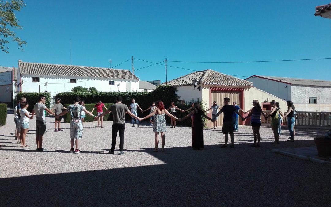 Fusion: Positività e arti audiovisive a Murcia