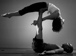 Training course acroyoga. health+efficency+social interaction = happiness2