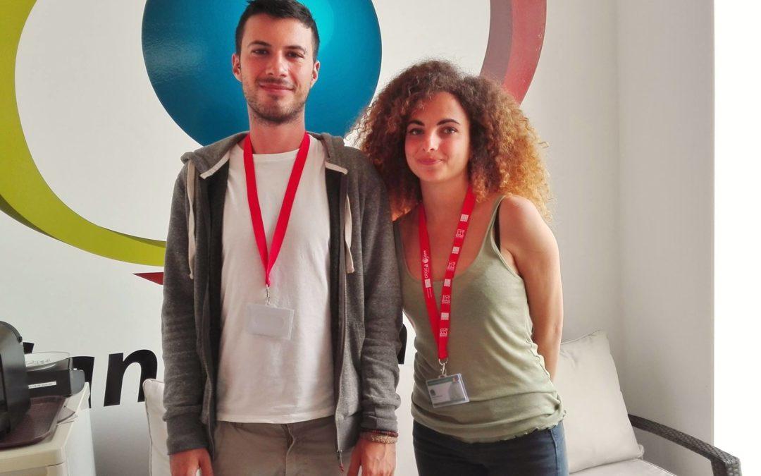 Noemi e Fabrizio: le loro esperienze come volontari in Portogallo