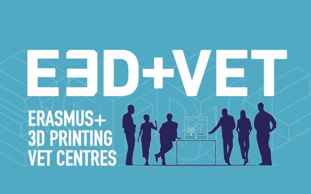 E3D+VET project presented at the ICPE Johannesburg conference (Africa)