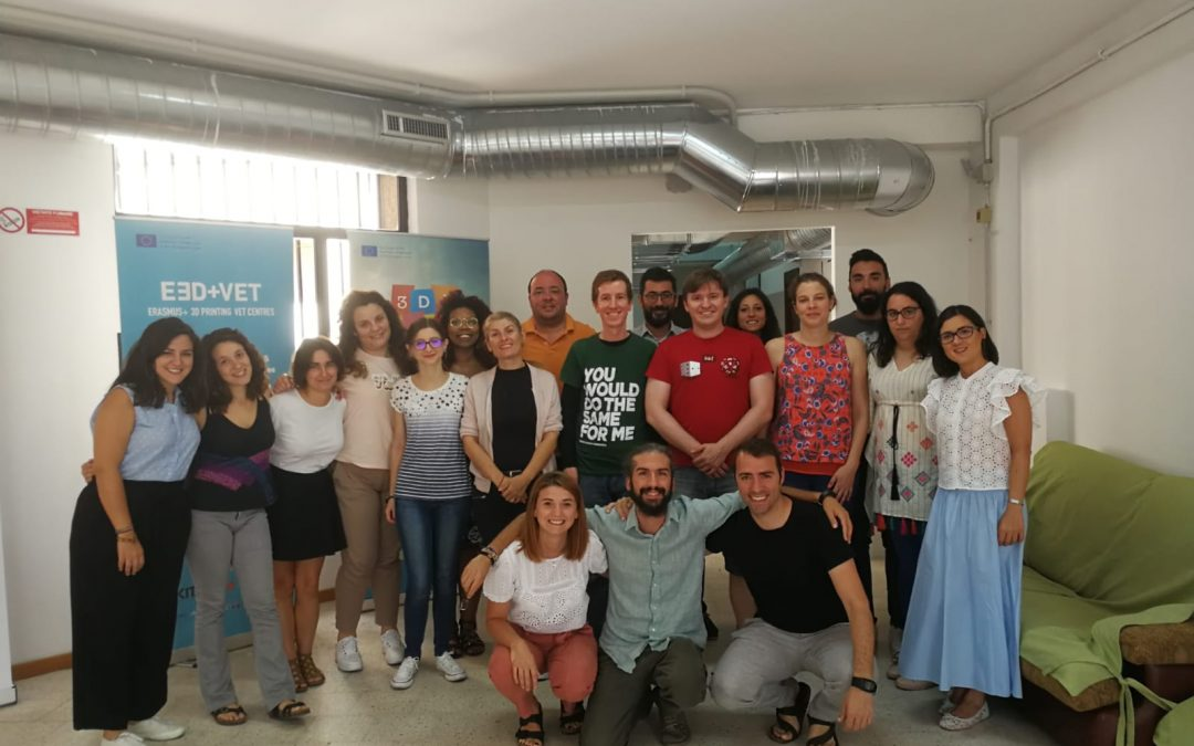 The Gamification of Employment: the II Transnational Meeting in Palermo