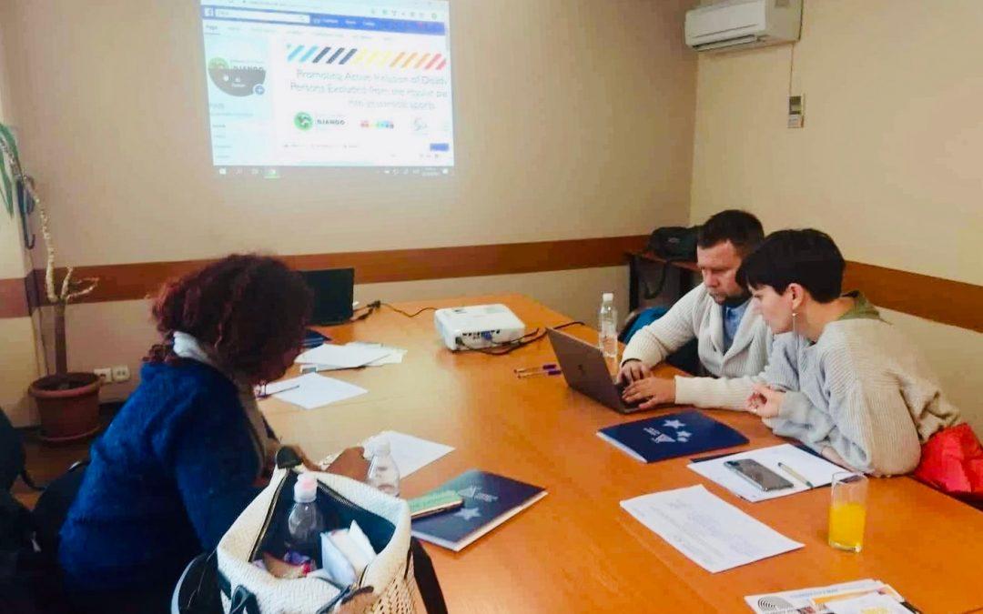 DA SOFIA (BULGARIA) IL III TRANSNATIONAL MEETING DEL PROGETTO PAYS