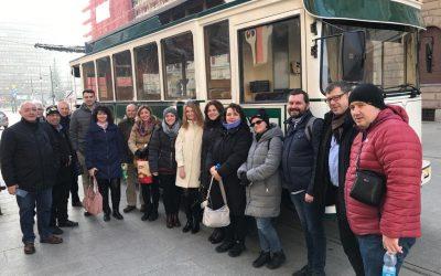 VIII Transnational Meeting of DISEMEX – Disability Employment Expert's project in Łódź, Poland
