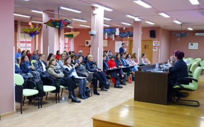 EURIVERSITY: TRAINING ACTIVITY IN JAÉN, SPAIN