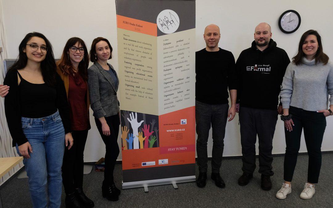 Startup EU Academy: the II Transnational Meeting of the project in Kralove (Czech Republic)