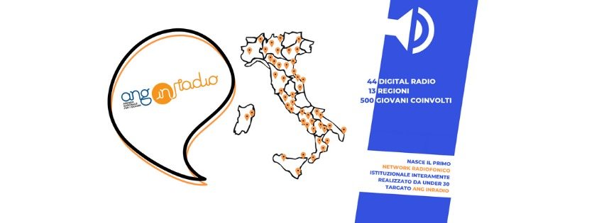Ang in Radio – Ceipes: Youth is in the air: among the 3 radio in Sicily for the first institutional network created by under 30