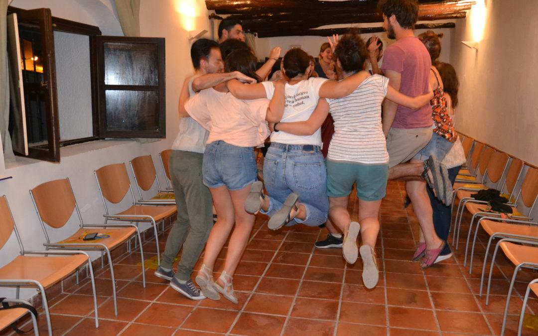 Volontariato nella calda Murcia