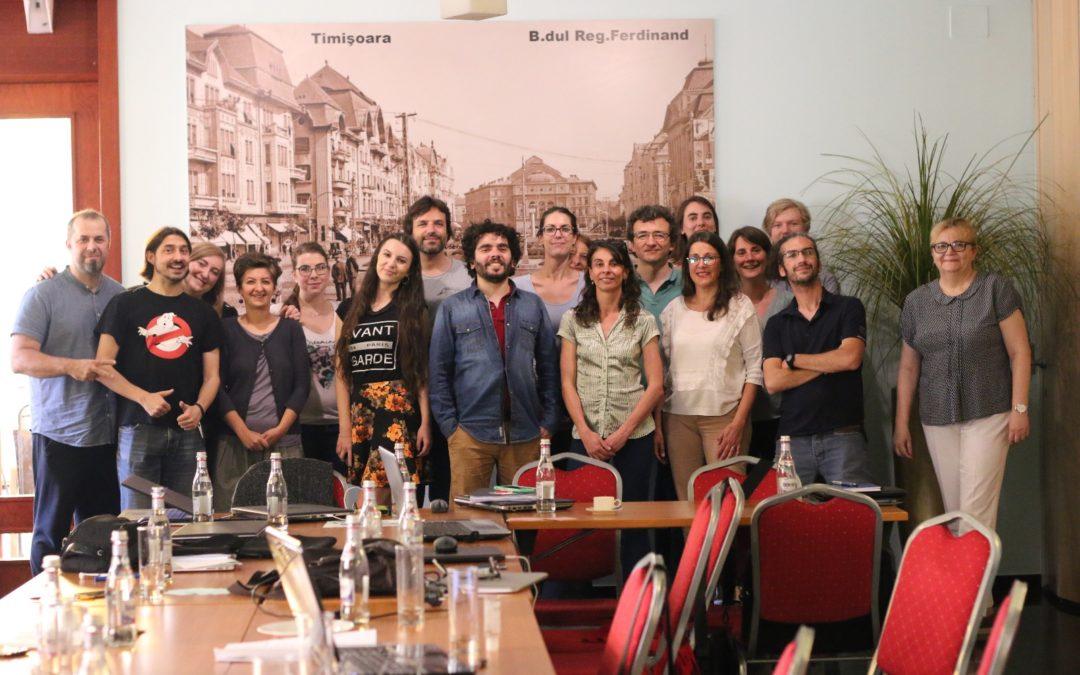 """Il CEIPES partecipà al training del progetto """"Digital-S"""""""