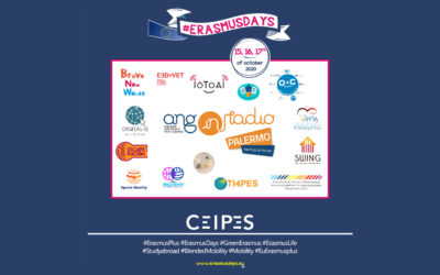 CEIPES AT ERASMUS DAYS: TELLING OUR PROJECTS THROUGH THE ANG WEB RADIO