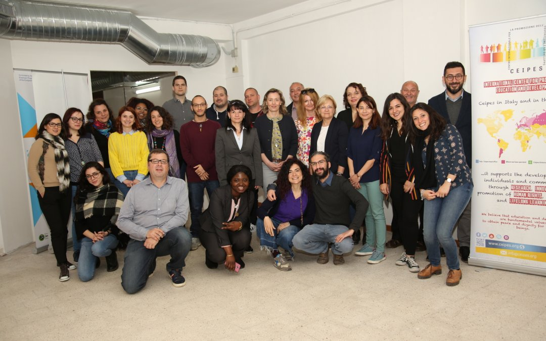 DISEMEX in Palermo: the 5th Transnational Meeting of the project