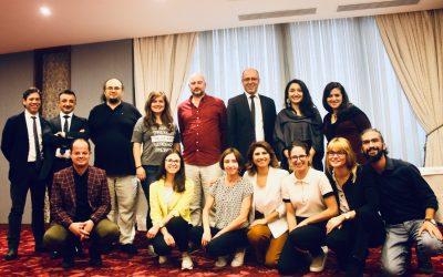 "Kick off meeting ""Start Up EU Academy"" in Manisa, (Turkey)"