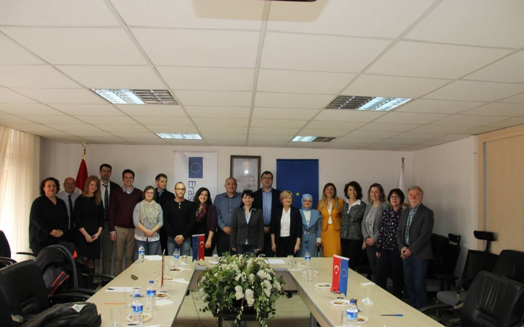 DISEMEX PROJECT: the 4th Transnational meeting