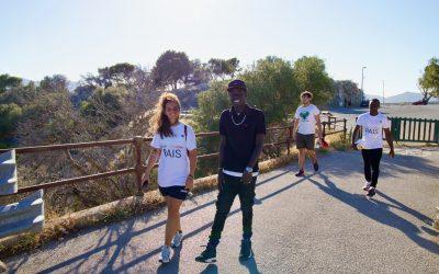 PAIS: Trekking in Monte Pellegrino for the World Refugee Day
