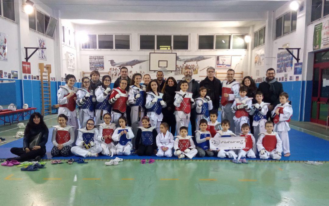 Il team di Future+ a Palermo