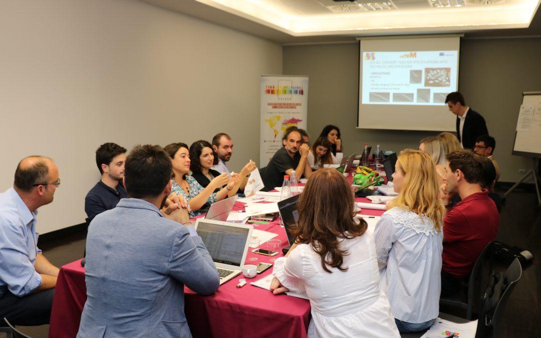 3D4KIDS: A Palermo per discutere dei risultati prodotti e gli step successivi del progetto