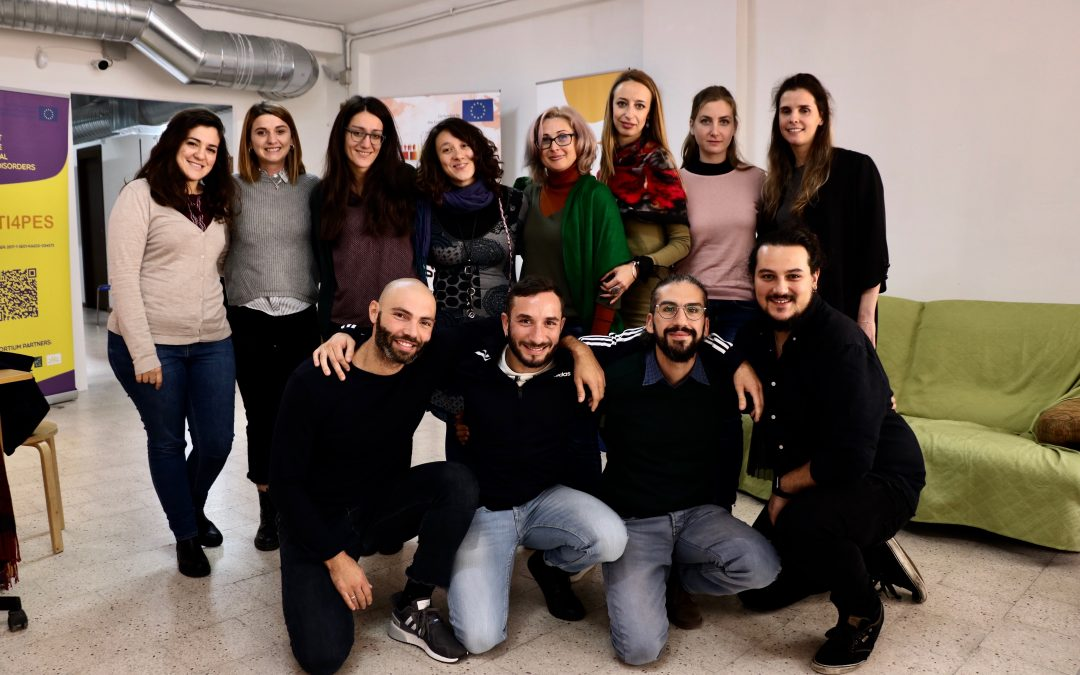DAB: Dance Against Bullying, Kick Off Meeting in Palermo