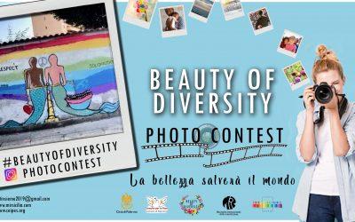 """Partecipa anche tu al concorso fotografico """"Beauty of Diversity""""!"""