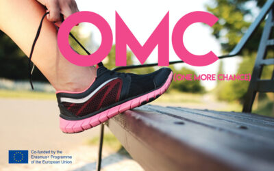 Introducing you OMC – One More Chance, our brand new Erasmus+ Sport project